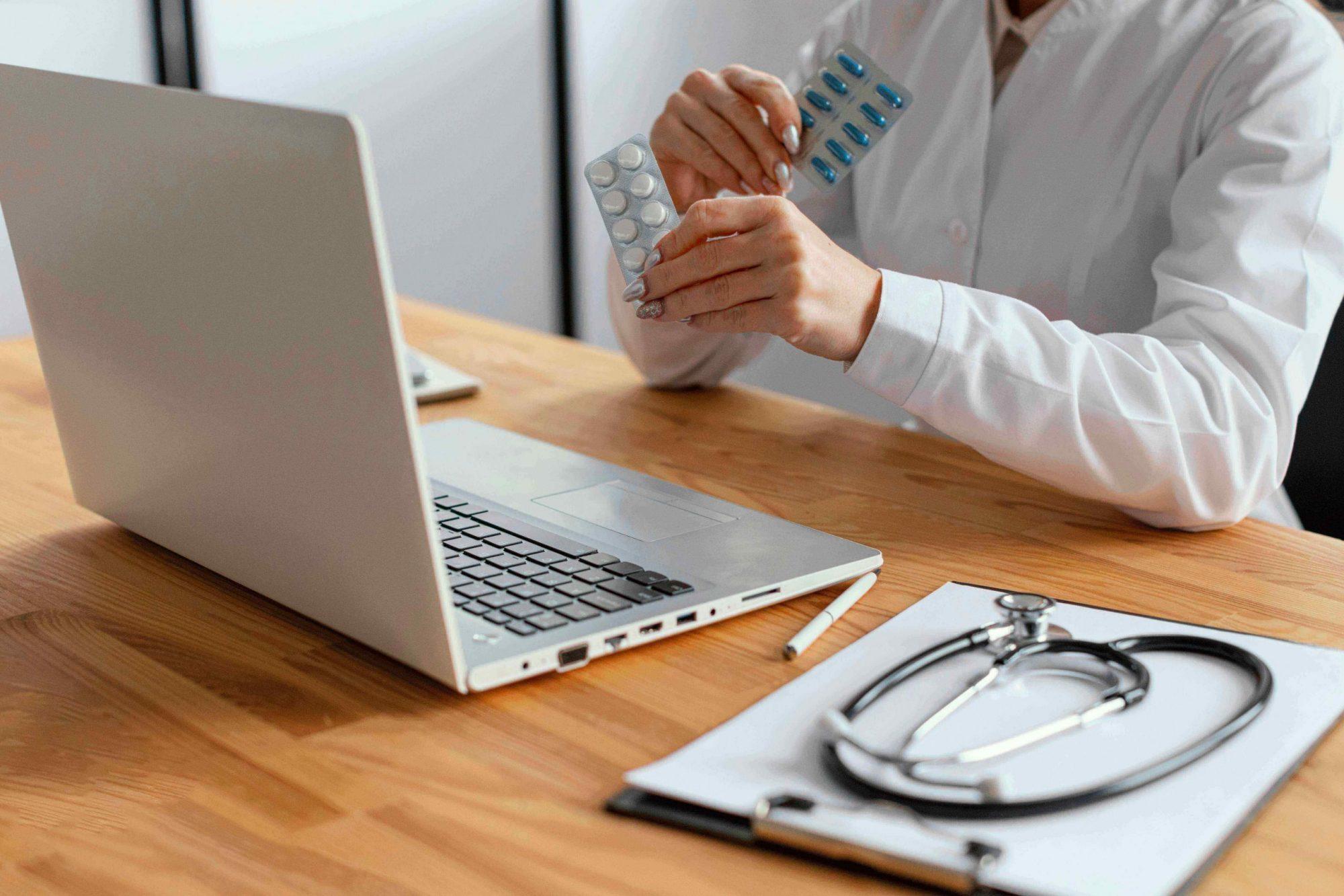 Dottore Online Visita medica Pillole Telemedicina Consulto online